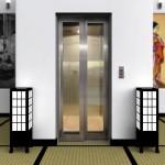 Glass Door & Glass Lift